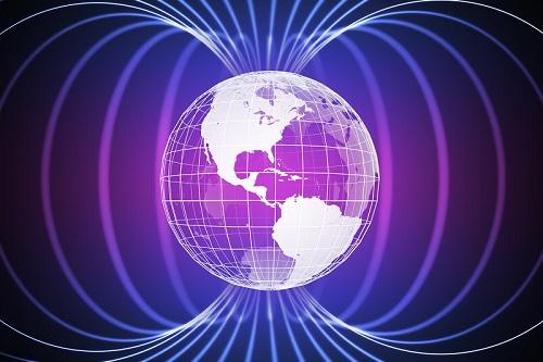 Les champs magnétiques de la terre