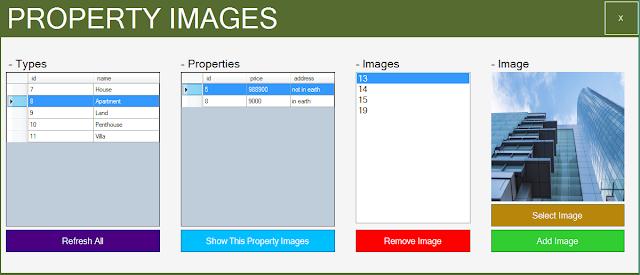 manage property images form 2