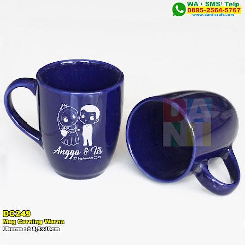 Mug Corning Warna