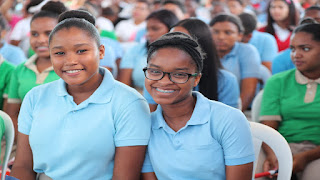 Presidente Danilo Medina entrega un politécnico, tres escuelas y una estancia infantil en Higüey