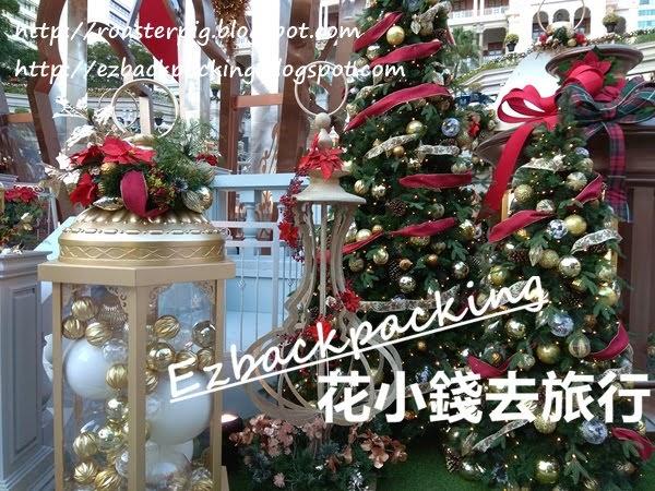 1881聖誕燈飾2019