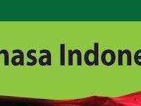 Rpp 1 Lembar Bahasa Indonesia Smp/Mts Kelas 789 Kurikulum 2013 revisi 2017/2018/2019/2020, Bahasa Persatuan Pemersatu Bangsa