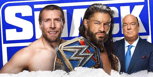 Repetición Wwe SmackDown 12 de Marzo 2021 Full Show
