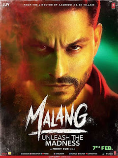 Malang First Look Poster 3