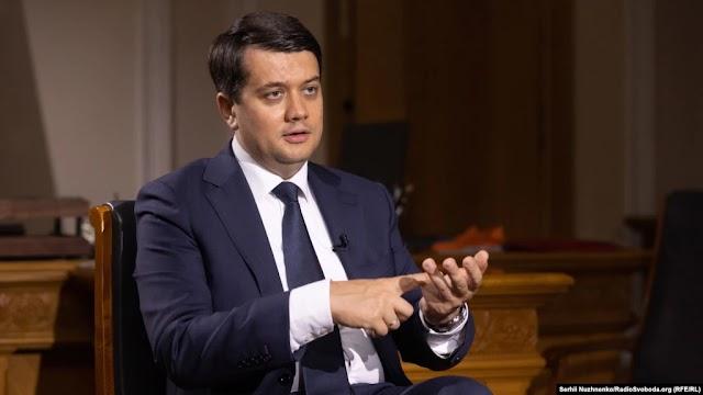 Разумков каже, що піде до суду, якщо в нього спробують забрати мандат депутата