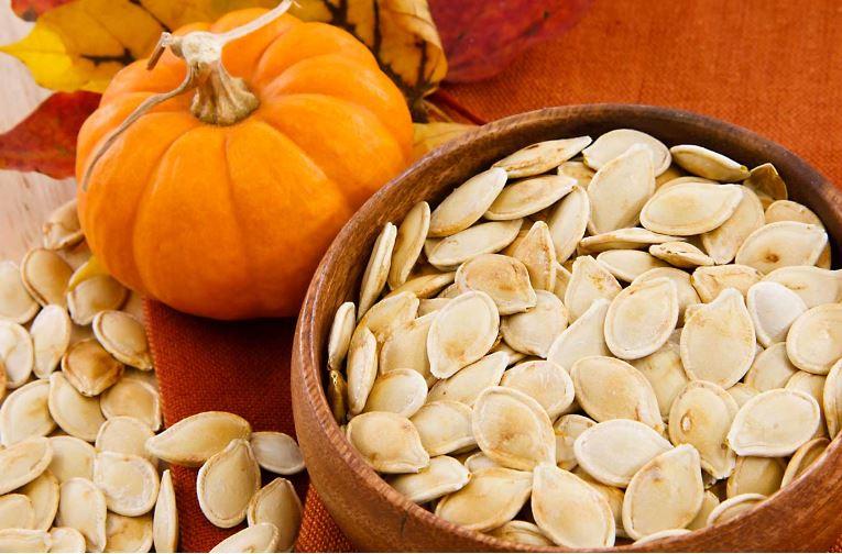 Semillas de calabaza y sus Beneficios