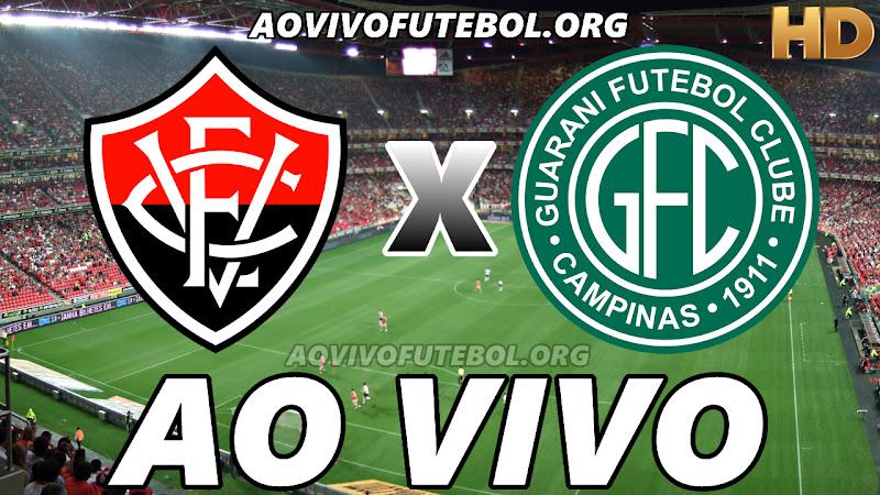 Vitória x Guarani Ao Vivo HD Premiere
