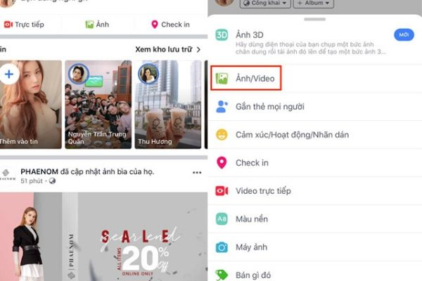 Mẹo up video chất lượng lên Facebook bằng điện thoại bạn nên biết