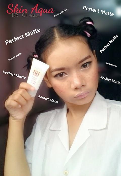 Review Skin Aqua BB Cream Perfect Matte for Oily Skin