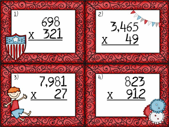 http://www.teacherspayteachers.com/Product/Red-White-and-Bluemy-teacher-says-I-have-to-multiply-by-more-than-two-1285848