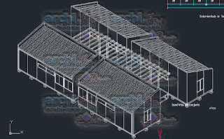 download-autocad-cad-dwg-file-project-housing-temporary-workmen