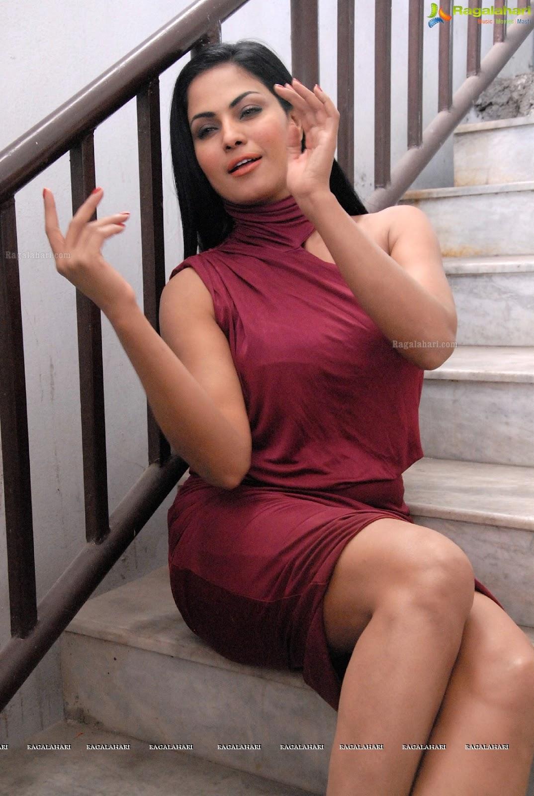 Pakistani Television Captures And Hot Models Veena Malik -5515