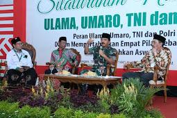 Panglima : Tugas TNI Menjaga Stabilitas Keamanaan Negara
