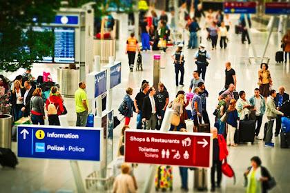 8 Tips Agar Lebih Nyaman Berada di Bandara