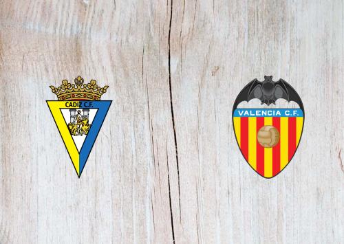 Cádiz vs Valencia -Highlights 04 April 2021