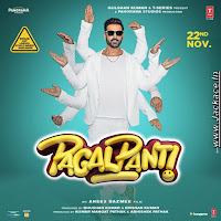 Pagalpanti First Look Poster 4
