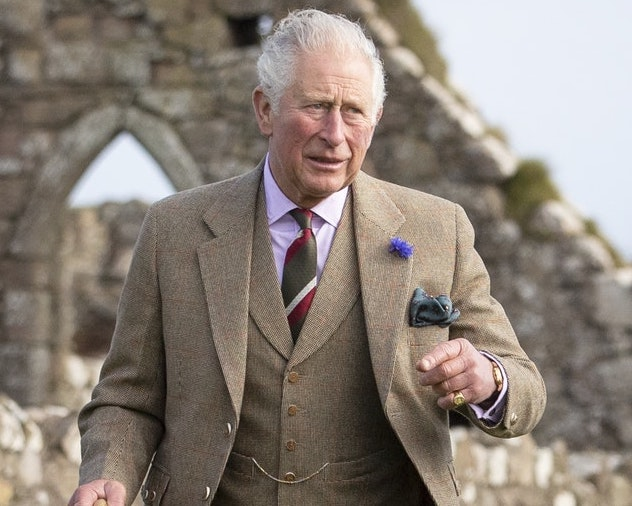 Prince Charles in Scotland