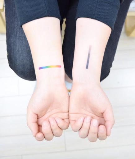 Esses arco-íris