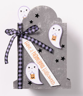 Stampin' Up! Cute Halloween Suite Projects ~ July-December 2021 Mini Catalog  #stampinup