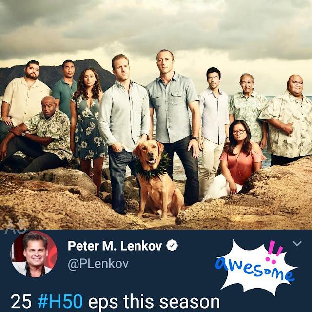 [NEWS] Temporada com mais episódios e retorno de estrelas para o final.