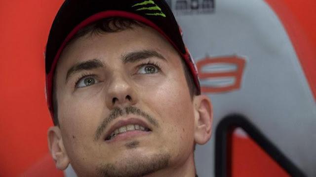 Lorenzo: Lebih Cocok Pakai Honda daripada Ducati