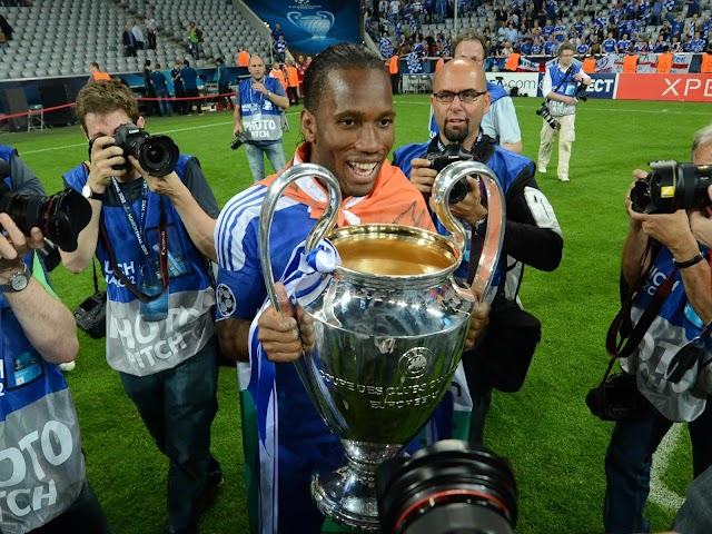 Assista NA ÍNTEGRA a final da Champions League de 2012