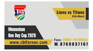 Domestic 24th ODI Warriors vs Dolphins Betting Tips Prediction Today #MomentumODI