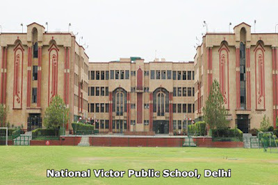 National Victor Public School, Delhi