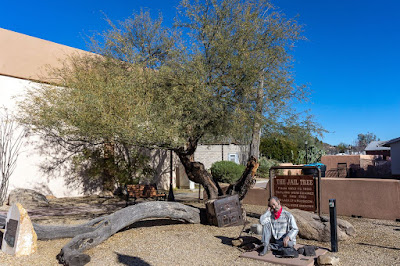 The Southwestern Sojourn - Day 33:  Wickenburg and Vulture City