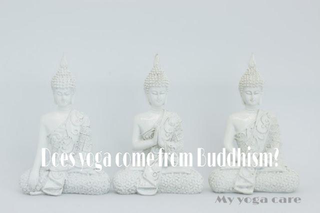 Is yoga based on Buddhist or Hindu?
