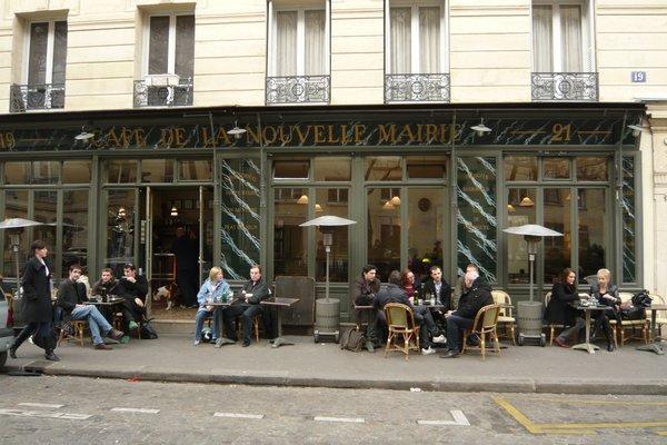 Café de la Nouvelle Mairie em Paris