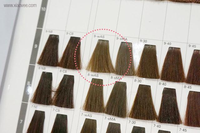 Higayon Hair Dressing Surabaya, Higayon Hair Dressing Surabaya review, Higayon by Miro, Miro Higayon Surabaya, Miro Higayon Nirwana Eksekutif Surabaya, Milbon Ordeve Professional Hair Coloring Color Chart