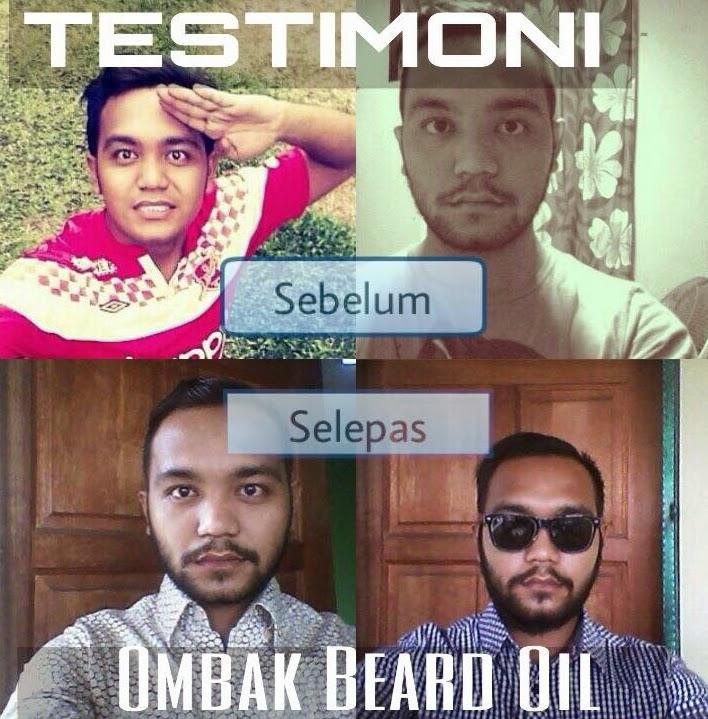 Ombak Beard Oil Terbukti Mampu Melebatkan Janggut Misai dan Jambang
