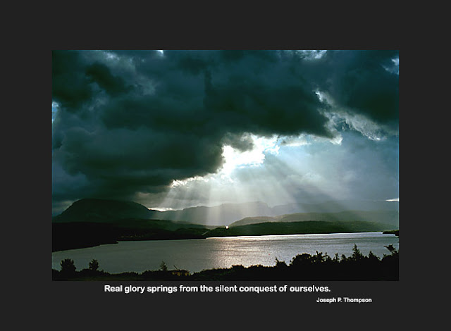 Quote by Bonne Bay Thompson
