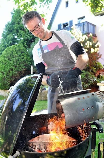 Koch und Kochbuchautor Manuel Weyer
