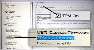 Enable TPM 2.0 and Secure Boot to Install Windows 11