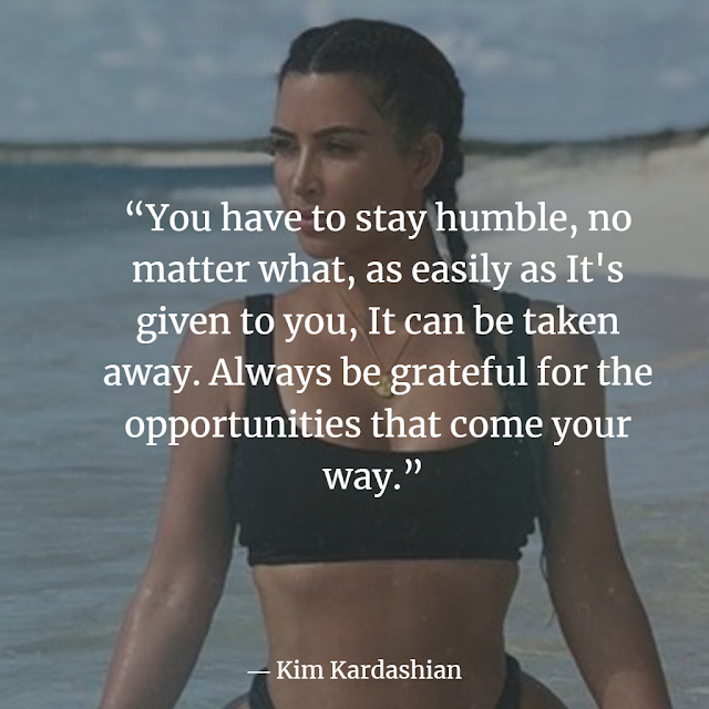 Top Kim Kardashian quotes