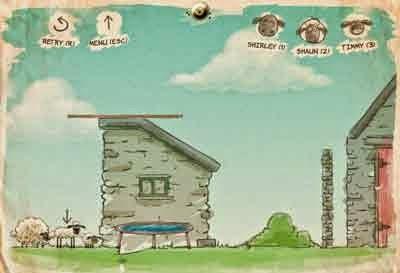 Level terakhir game Home Sheep Home