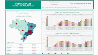 Projeto da UFCG e UEPB monitora casos de Covid-19 por mapeamento