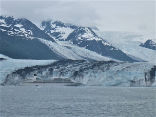 Seabourn Sojourn in Alaska - Part V (Seabourn Ventures: Inian Islands, Icy Strait and College Fjord)