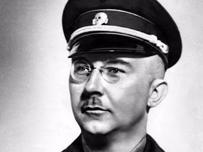 Βρέθηκε το ημερολόγιο του Χίμλερ, επικεφαλής των SS!
