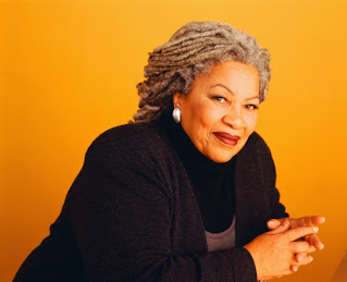 Toni Morrison. Celebrities we lost in 2019. Rachel Hancock @retrogoddesses