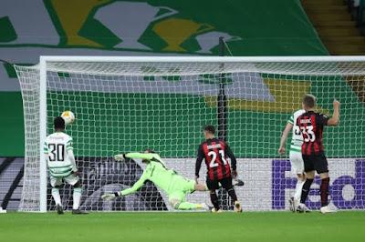ملخص واهداف مباراة ميلان وسيلتيك (3-1) في الدوري الاوروبي