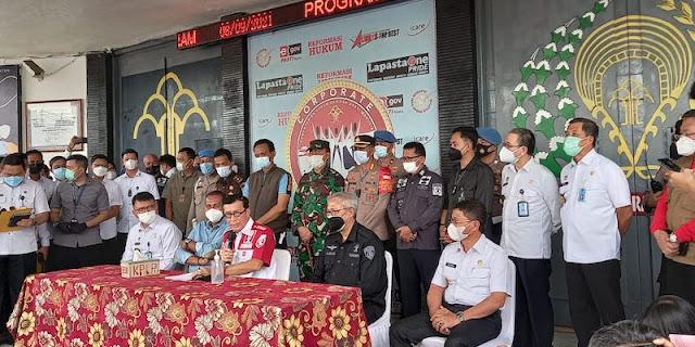 Dua WNA Kasus Narkoba Tewas dalam Kebakaran di Lapas Tangerang