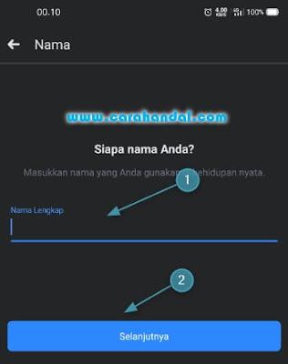 Cara Membuat Akun Facebook di HP