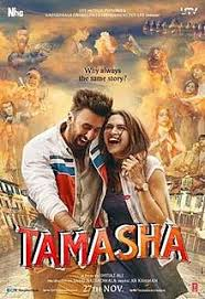 tamasha- best movie of deepika padukone