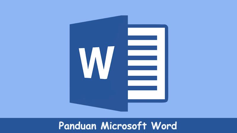 Ukuran Amplop Putih dan Coklat Standar Indonesia di Microsoft Word