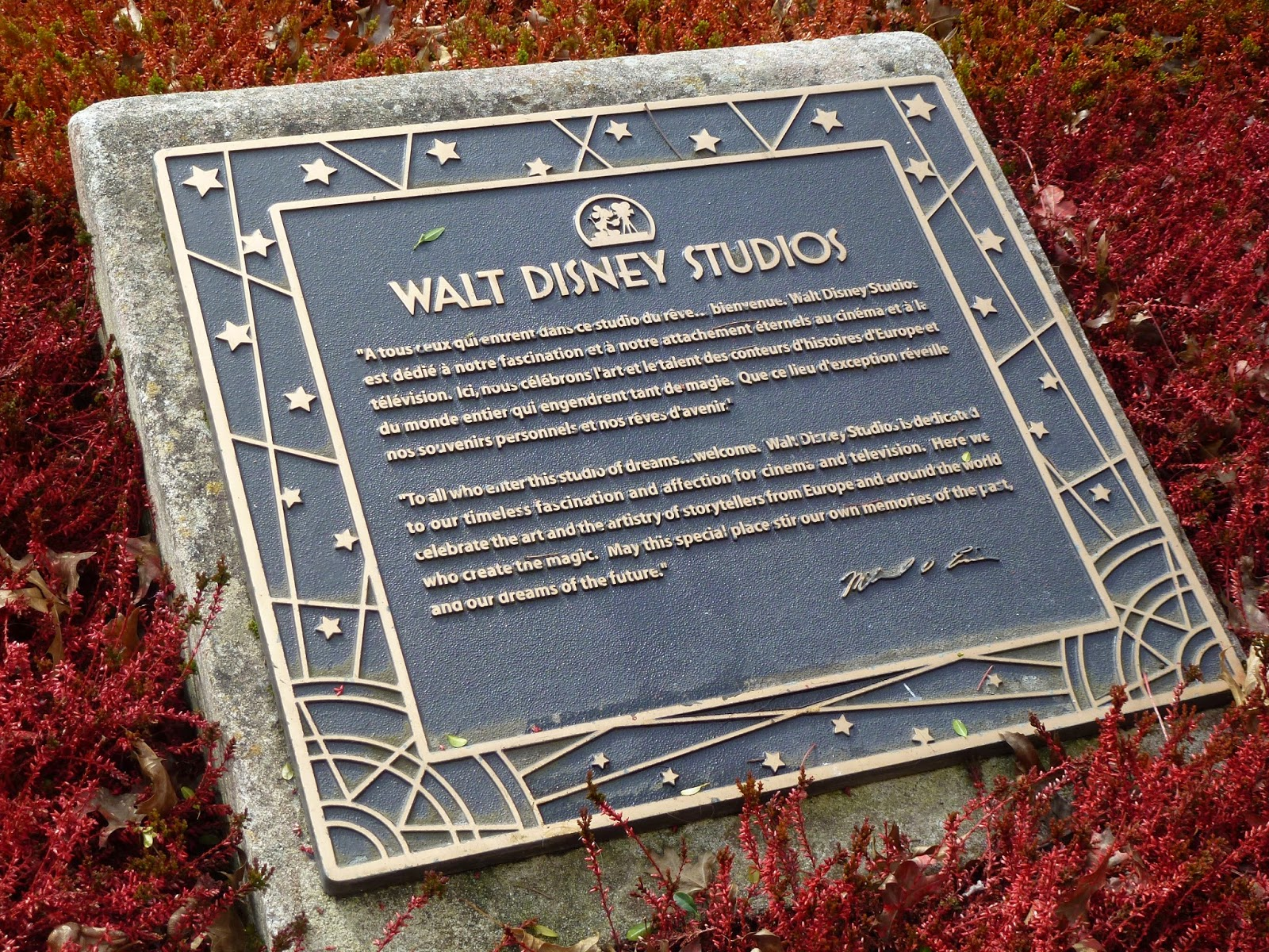 walt-disney-studios-plaque