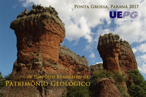 Resultado de imagem para SIMPOSIO DE GEOLOGIA EM PONTA GROSSA
