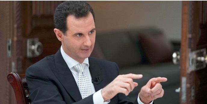 AS Serahkan Masa Depan Presiden Bashar Al Assad pada Rakyat Suriah